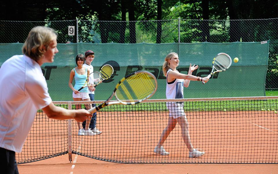 Tennis Wellness Hotel - Tennisschule