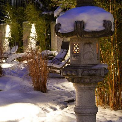 Wellness Garden Winter 2017 Night lantern